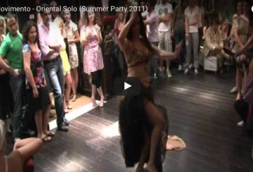 Arte Movimento – Oriental Solo (Summer Party 2011)