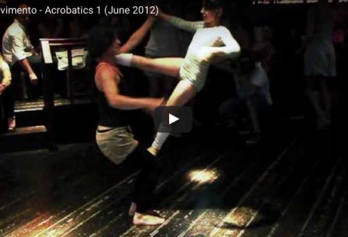 Arte Movimento – Acrobatics (Ιούνιος 2012)