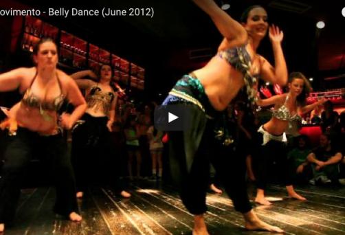 Arte Movimento – Belly Dance (Ιούνιος 2012)