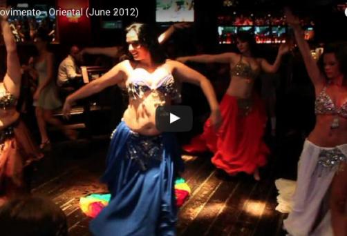 Arte Movimento – Oriental (Ιούνιος 2012)