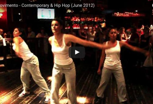 Arte Movimento – Contemporary & Hip Hop (Ιούνιος 2012)