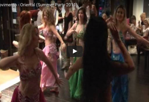 Arte Movimento – Oriental (Summer Party 2011)